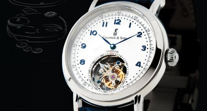 Colomer & Sons Tourbillon