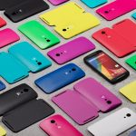 As capas e cores disponíveis do Motorola Moto G