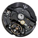 O Calibre Royale do Pequignet Titane All Black, Colecção Manufacture
