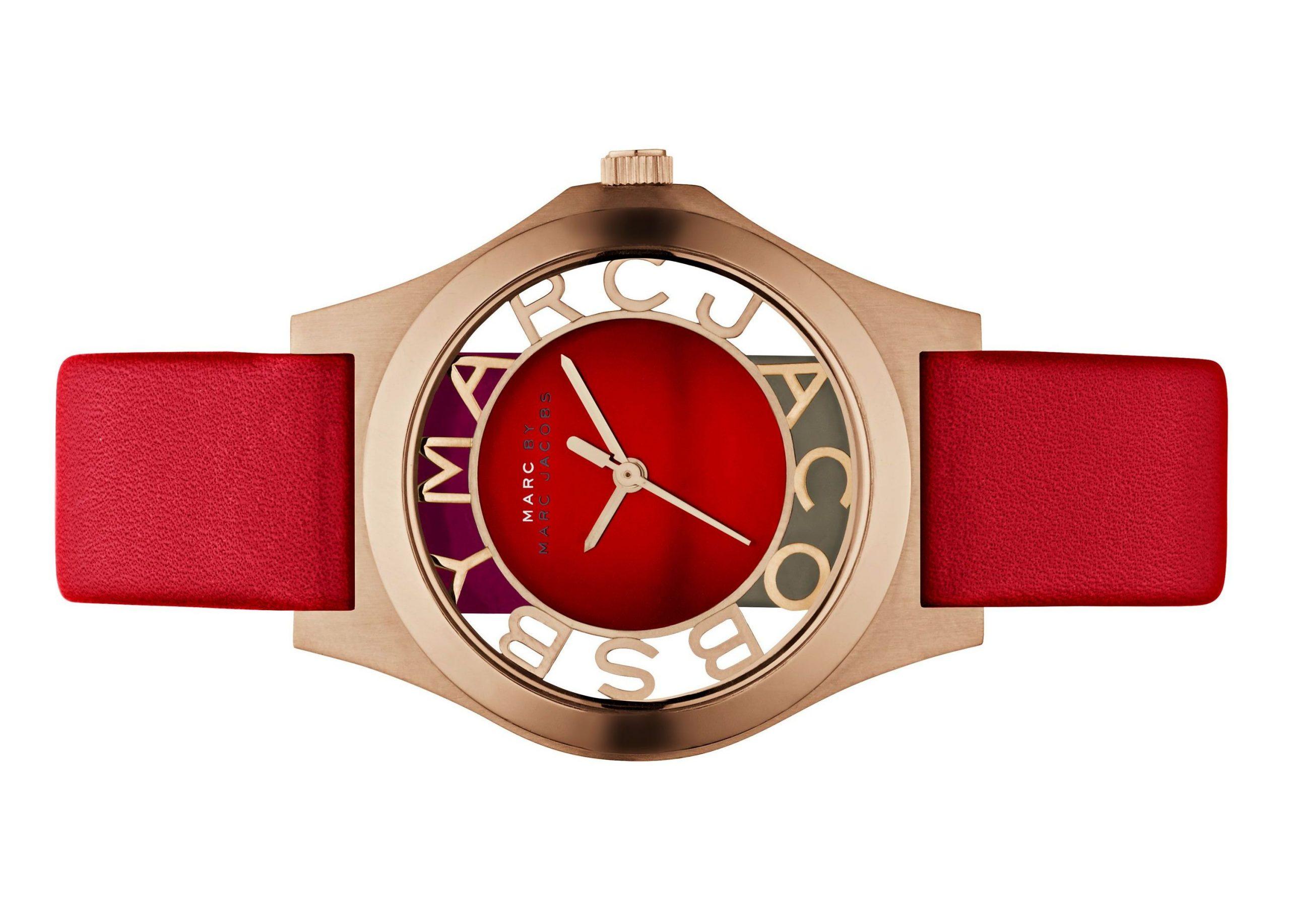 Marc Red, MBM1338, 199 euros, da Marc Jacobs