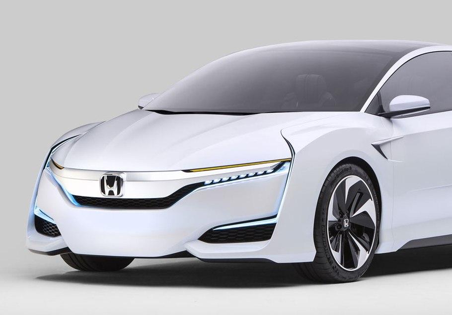 Honda FCV Protótipo