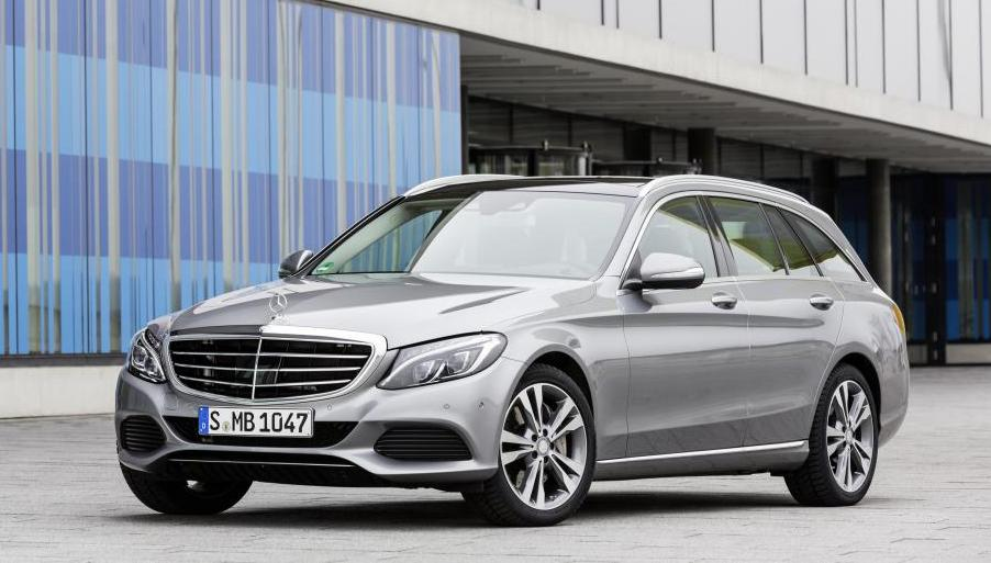 Novo Mercedes-Benz C 350 PLUG-IN HYBRID