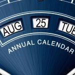 O novo IWC Português Calendário Anual