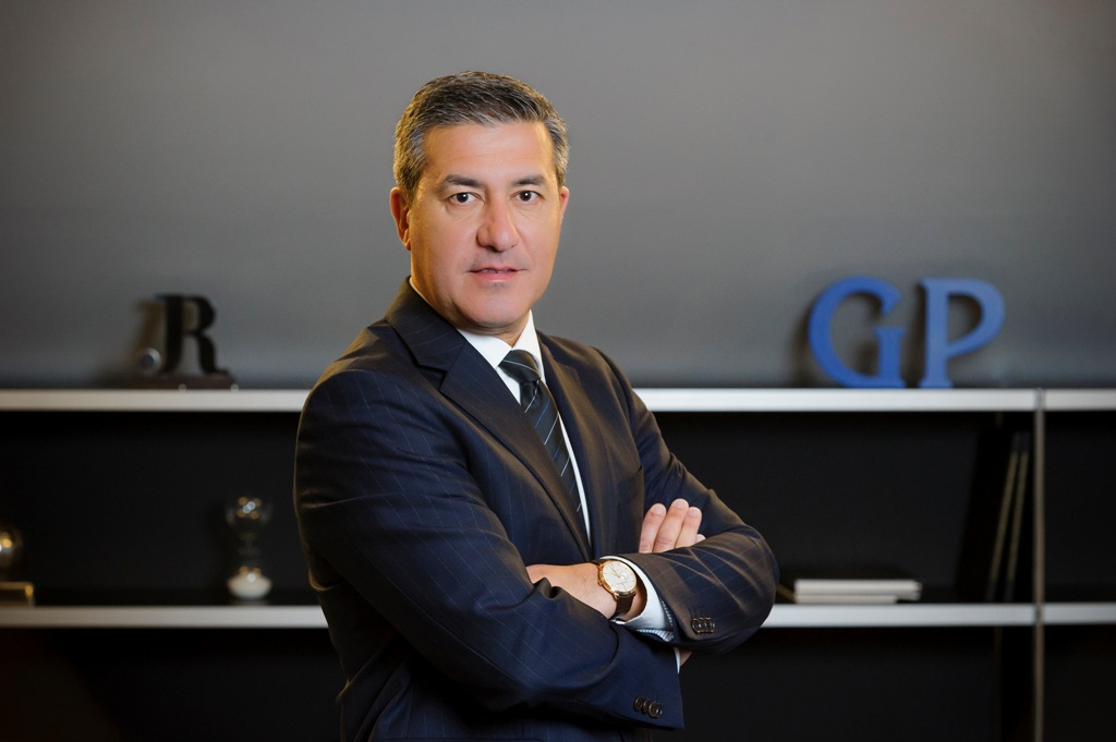 Antonio Calce CEO do Grupo Sowind