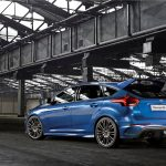 O novo Ford Focus RS