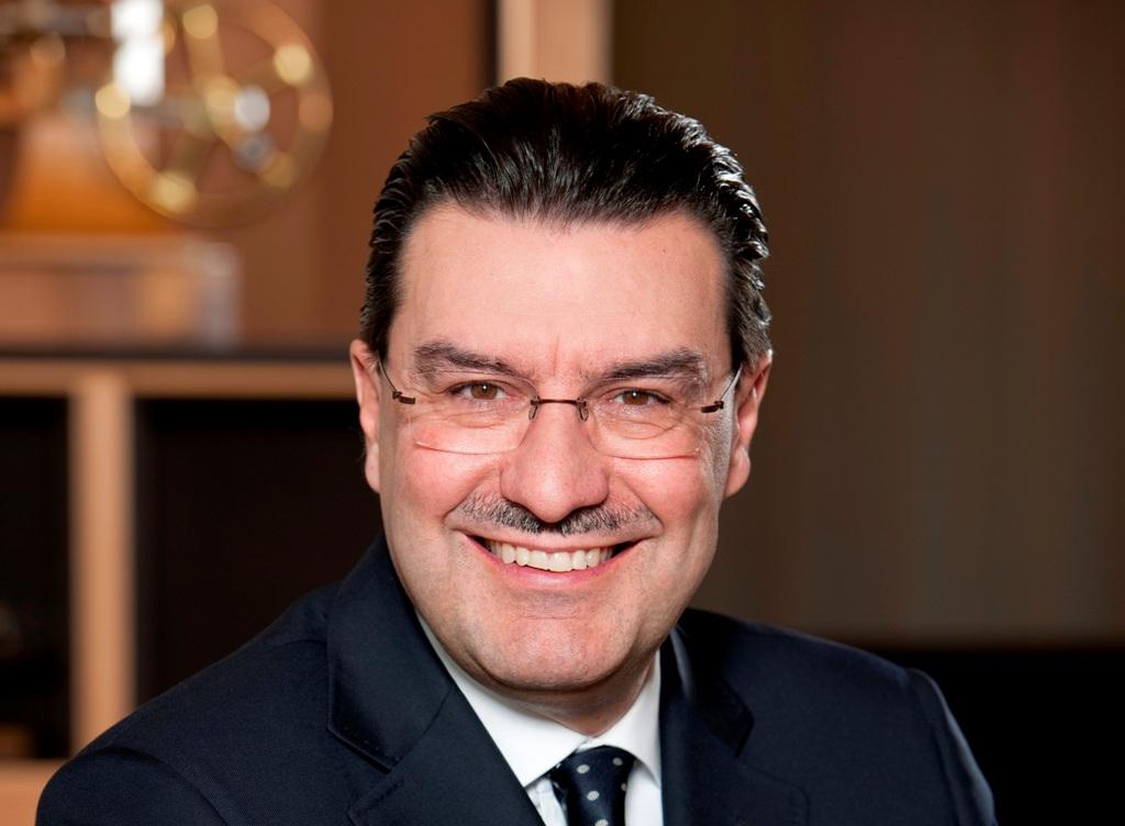 Juan Carlos Torres, CEO da Vacheron Constantin