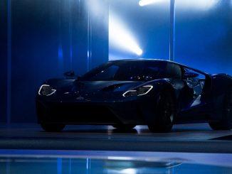 Ford GT impressiona em Genebra