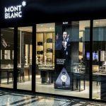 A nova Boutique Montblanc no Centro Comercial NorteShopping