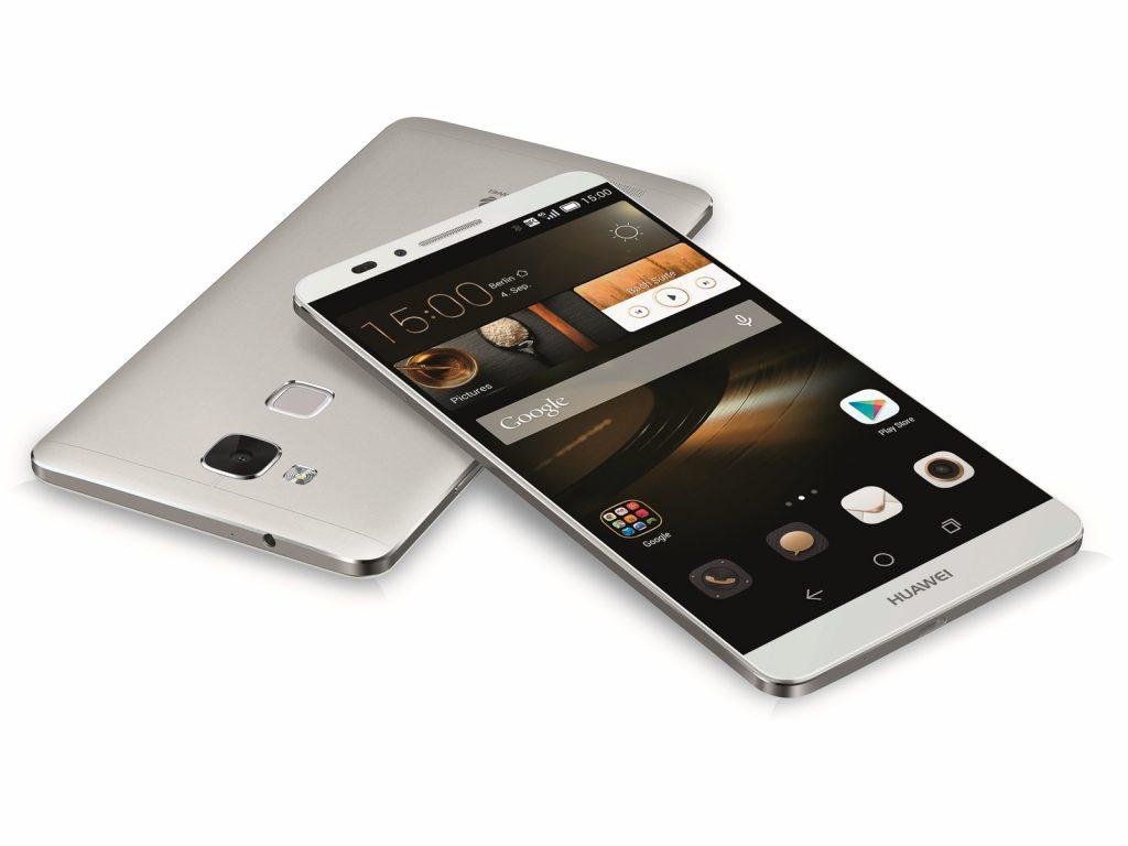 Novo Huawei P8