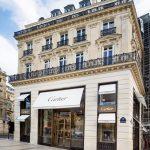 Cartier renova-se na Champs Elysées