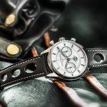 Novo Rally Healey Vintage Chronograph Automatic