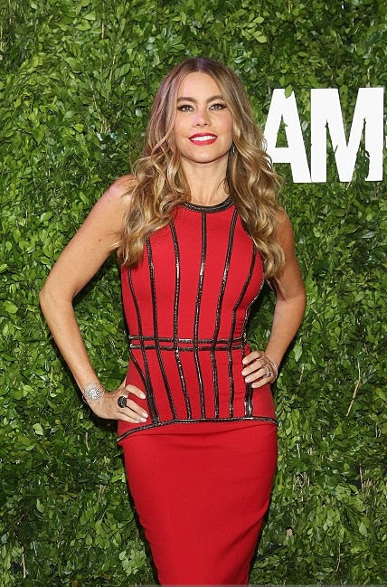 Sofia Vergara na estreia do 'Hot Pursuit'