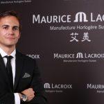 Stephane Waser, director geral da Maurice Lacroix