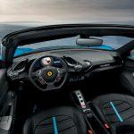Novo Ferrari 488 Spider