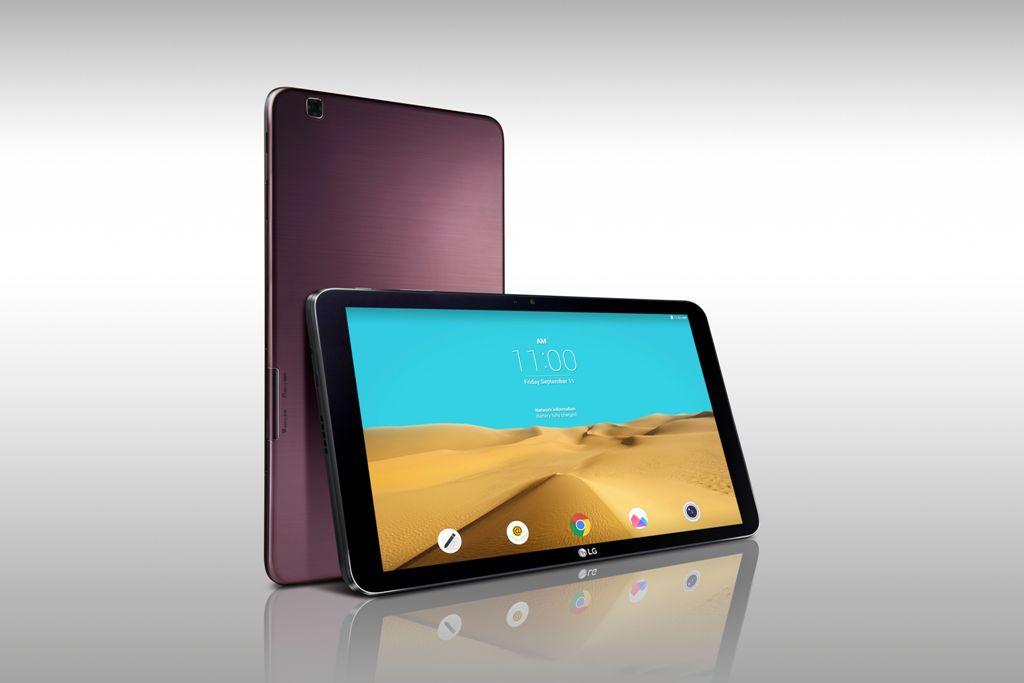 LG G Pad II chega ao mercado nacional