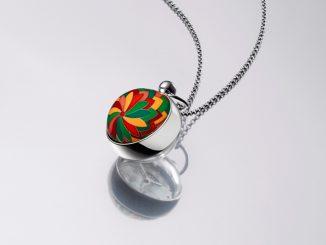 Hermès Pendentif Boule