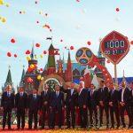 Mundial da Russia em contagem decrescente com a Hublot
