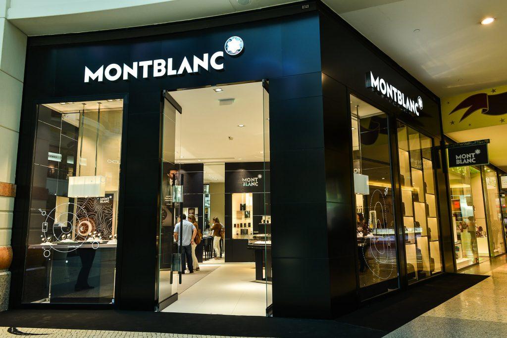 Montblanc abre loja no CC Colombo e lança desafio