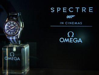 El Corte Inglés expõe relógios de 007