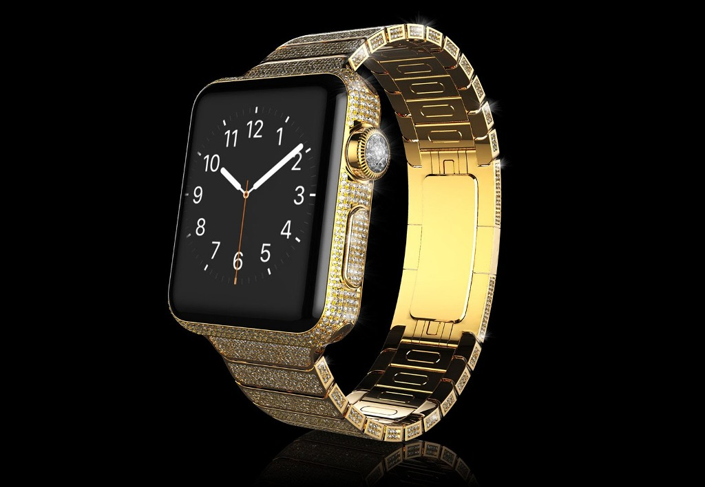 GoldGenie Diamond Ecstasy, o smartwatch mais caro do mundo?
