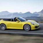 Porsche 911 Carrera 4: novos motores e tracção às quatro rodas