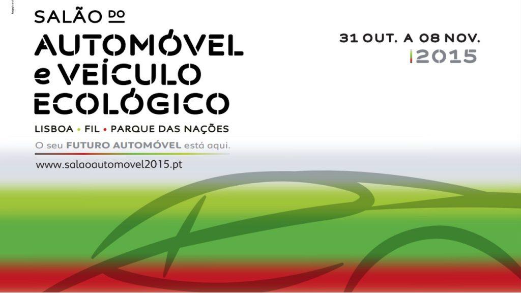 Salão Automóvel de Lisboa abre portas já no próximo sábado!