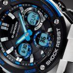 Os G-Shock tridimensionais da Casio