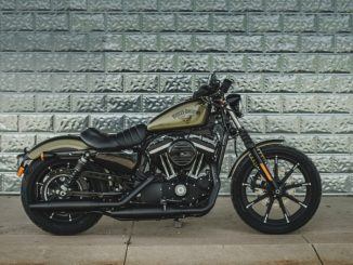 Novas Harley-Davidson Iron e Forty-Eight
