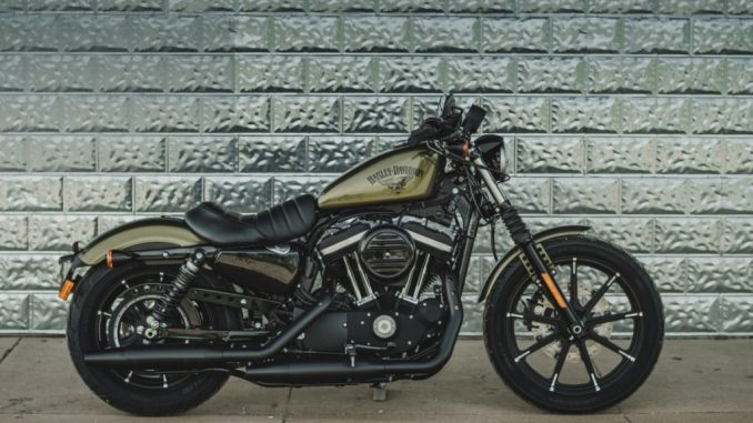 Novas Harley-Davidson Iron e Forty-Eight
