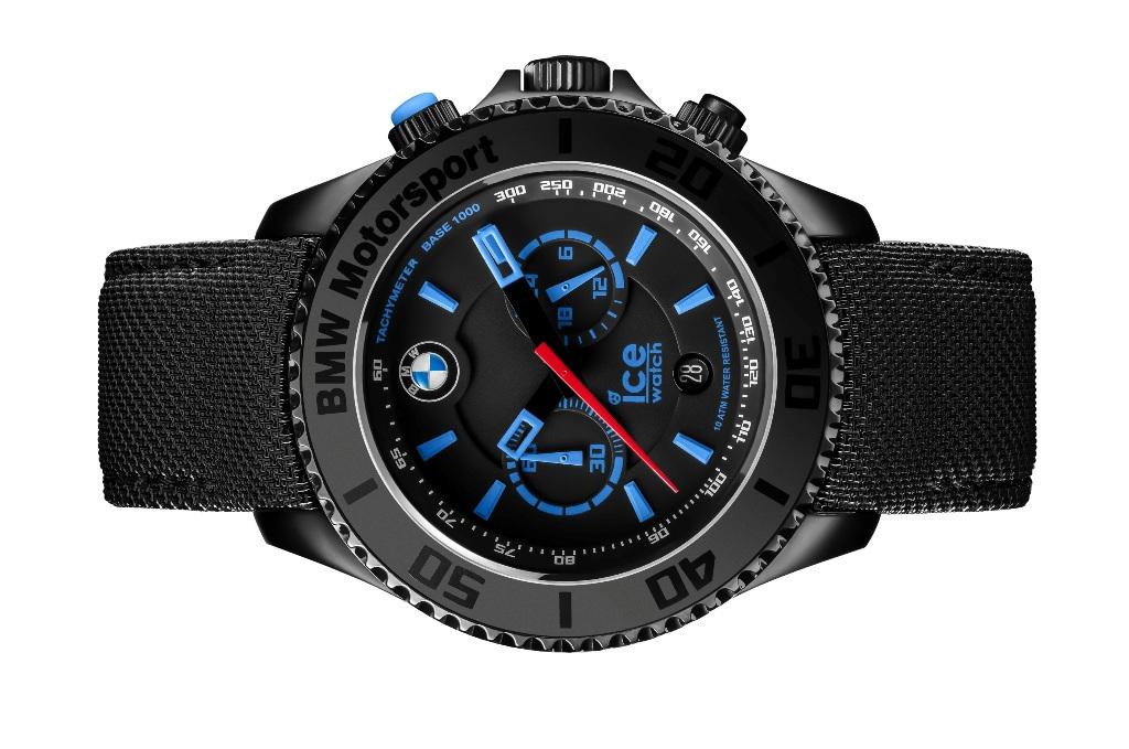 Ice-Watch renova colecção BMW