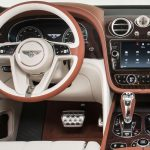 "Bentley Bentayga com ""extra"" de 170 mil no tablier…"