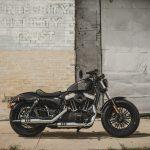 Novas Harley-Davidson Forty-Eight
