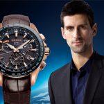 O Seiko Astron GPS Solar de Novac Djokovic