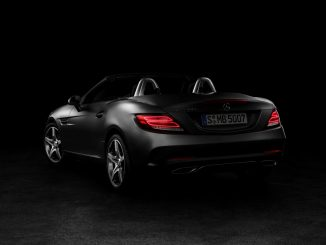 Novo Mercedes-Benz SLC