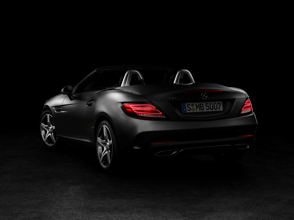 Novo Mercedes-Benz SLC