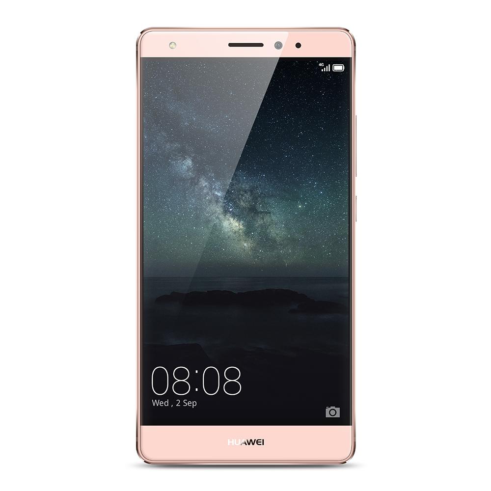 Os novos Huawei Mate S Pink