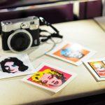 Luz, cor e a irreverência de Andy Warhol