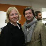 Ana Calheiros e Manuel Norte