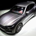 Maserati revela Levante em Genebra