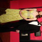 Charlotte Casiraghi e Hugh Jackman