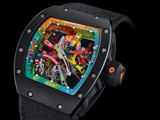 Novo Richard Mille RM 68-01 Tourbillon Cyril Kongo