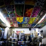Atelier de Cyril Kongo