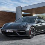 O novo Porsche Panamera Turbo