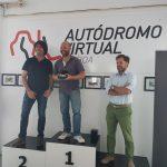 Na apresentação do novo relógio da Edifice, a Casio promoveu uma competição no Autódromo Virtual de Lisboa. O pódio revelou a alegria dos participantes
