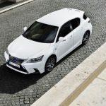 O novo Lexus CT 200h Urban Edition