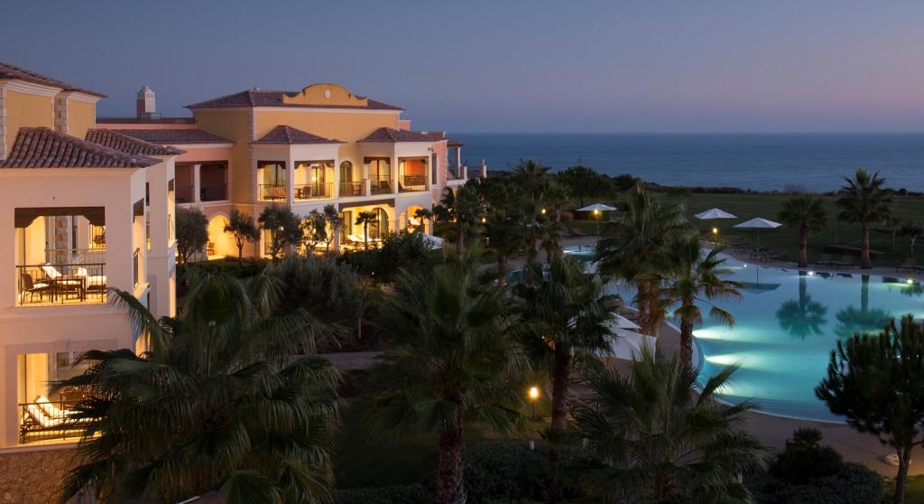 Cascade Resort… Um outro Algarve