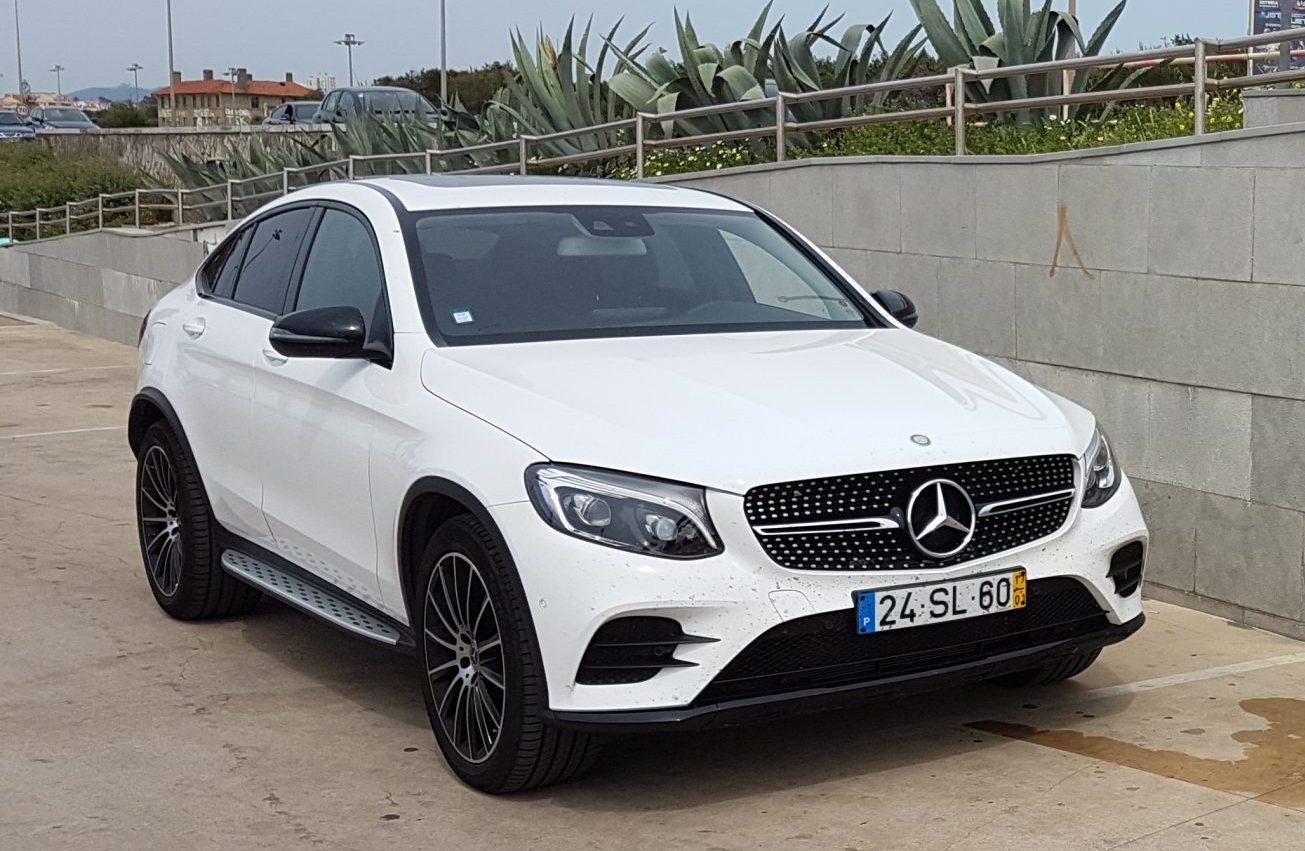 """Ao volante – Mercedes GLC 250D 4Matic Coupé – O outro """"ponto G"""""""
